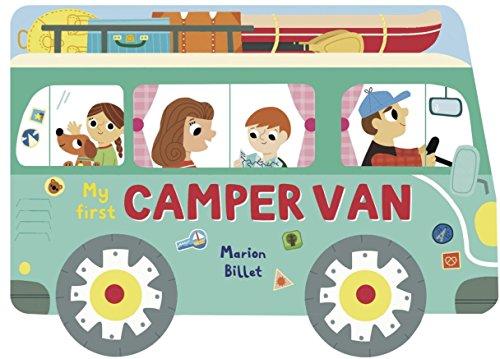 My First Camper Van (Whizzy Wheels)