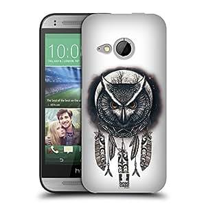 Head Case Designs Owl Dreamcatcher Animals Hard Back Case for HTC One M9