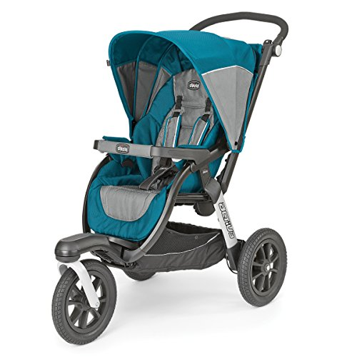 Chicco Activ3 Jogging Stroller (3 Wheel Strollers compare prices)