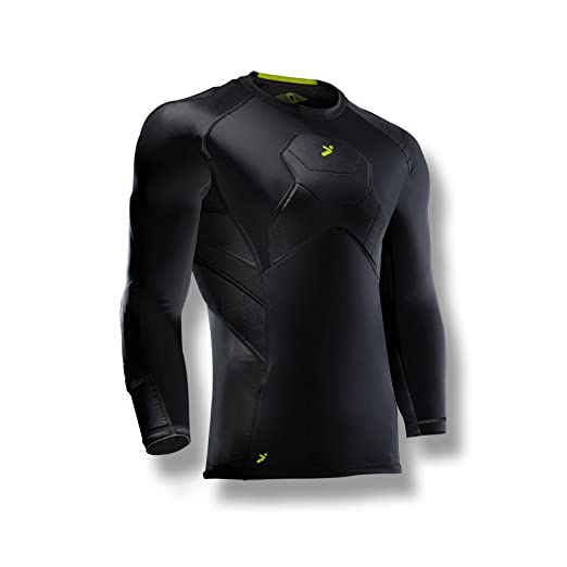 Amazon.com  Storelli Bodyshield Compression Goalkeeper 3 4 Sleeve Shirt   Sports   Outdoors 0d8d5c74a