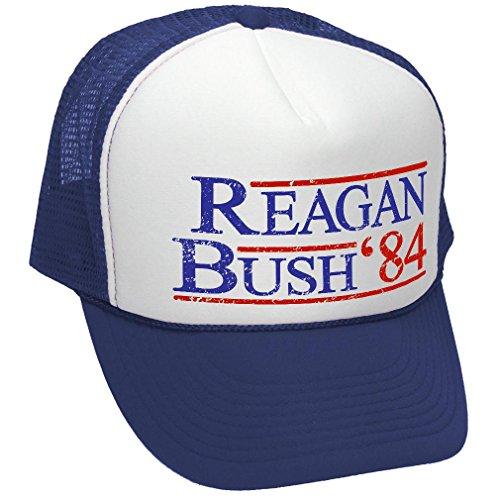 REAGAN BUSH 84 vintage Trucker
