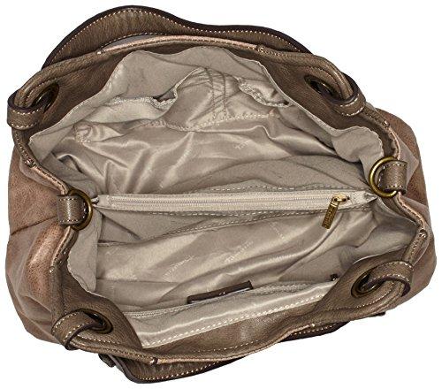 Handbag H cm Bianca x 15x22x35 B Bolso Tamaris x con T Mujer de mano correa 5gqRfw