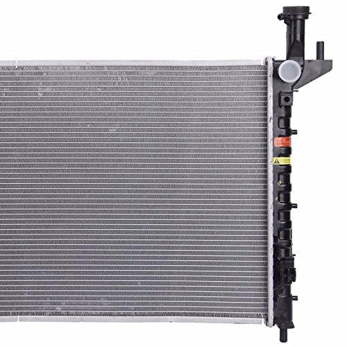 SCITOO 13007 Radiator fits for 2008-2015 Buick Enclave 2009-2015 Chevrolet Traverse 2007-2014 GMC Acadia Sport Utility 4-Door 3.6L by SCITOO (Image #1)