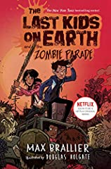 """Soon to be a Netflix Original series!TheNew York Times and USA Todaybestelling series, with over two million copies in print!""""Terrifyingly fun! Delivers big thrills and even bigger laughs.""""--Jeff Kinney, author of the #1New York Timesbest..."""