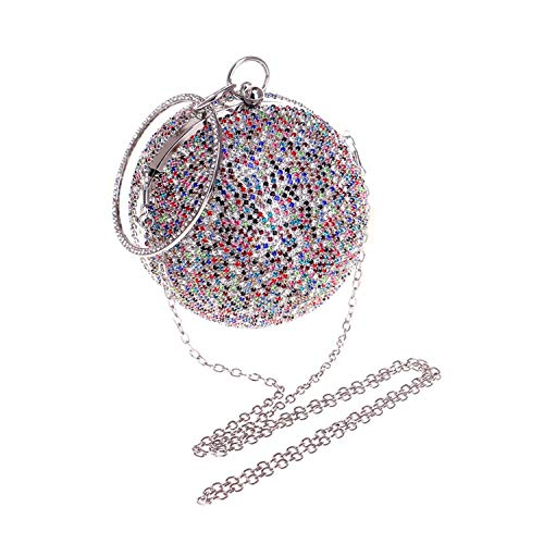 Dance A Women's Wedding America For Evening Europe Party Sphere Handbag Rhinestone And Bag Diamond 4wvTUwBqx