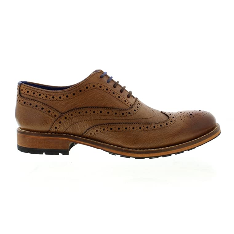 Guri 9 - Tan Leather (Brown) Mens Shoes