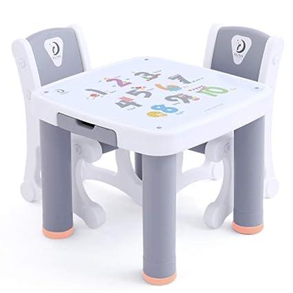Table & Chair Sets Juego de Mesa y Silla para niños, Mesa ...