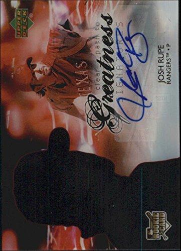 2006 Upper Deck Future Stars #115 Josh Rupe SP RC Rookie CArd (Upper Deck Future Stars)