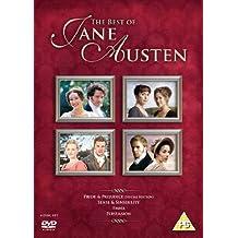 The Best of Jane Austen Box Set: Pride & Prejudice / Sense & Sensibility / Emma / Persuasion