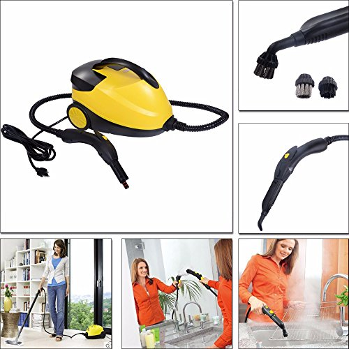 Professional Handheld Heavy Duty Steam Cleaner Carpet Steamer Cleaning Machine by Unknown (Image #7)