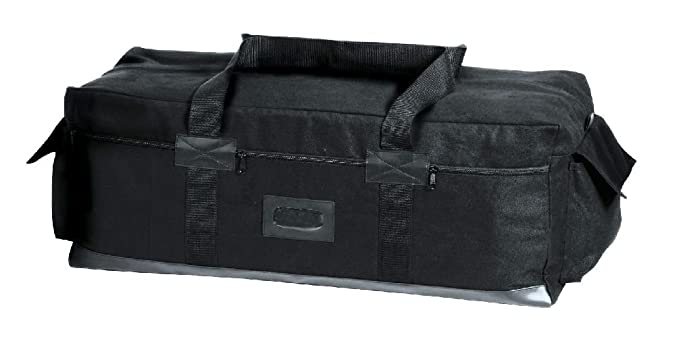 Image Unavailable. Image not available for. Color  Heavyweight Canvas  Duffle Bag - Black Od Military Israeli Tactical ... 71a8c1126e5b4