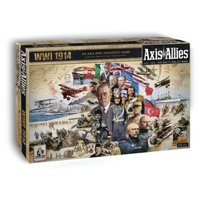 axis alliance board game - 3