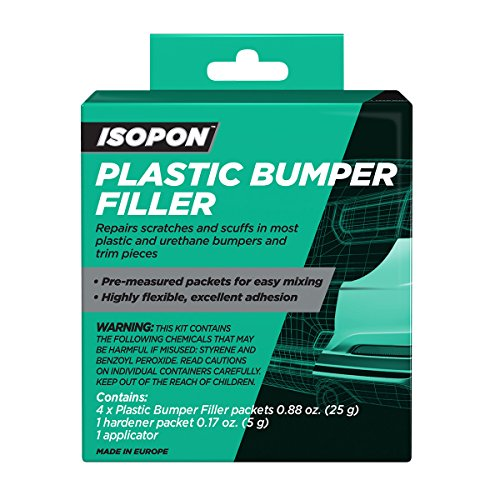 Isopon Plastic Bumper Filler Box
