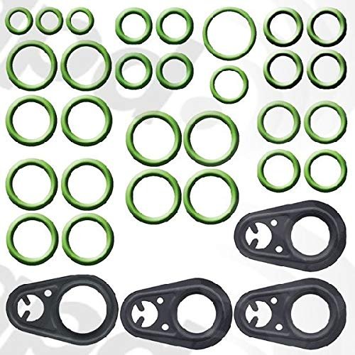 (OE Replacement for 2001-2007 Chrysler Voyager A/C System O-Ring and Gasket Kit (Base / LX / LX Family Comfort Edicion Especial))