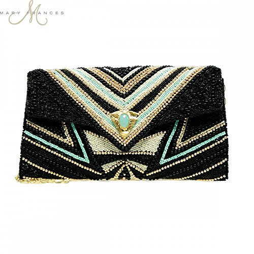 Mary Frances Deco Handbag by Mary Frances