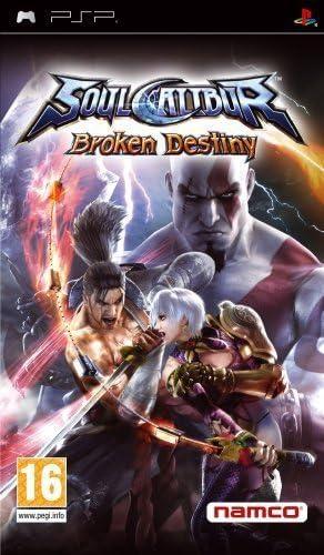 Soulcalibur: Broken Destiny (PSP) [Importación inglesa]: Amazon.es: Videojuegos
