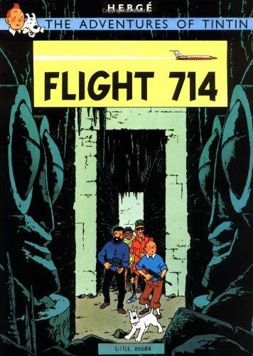 Flight 714 (The Adventures of Tintin)