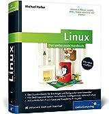 Linux: Das umfassende Handbuch (inkl. E-Book) (Galileo Computing)