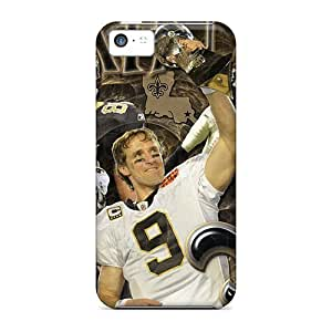 Cases For Iphone 5c With New Orleans Saints