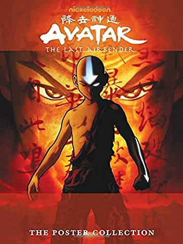 Avatar: The Last Airbender - The Poster Collection (Art Avatar)