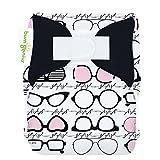 bumGenius All-in-One Newborn Cloth Diaper - Fits