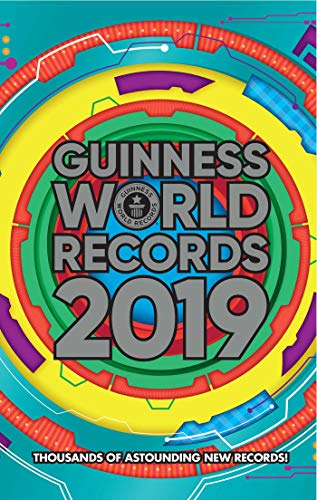 Guinness World Records 2019 (Best World Records 2019)