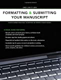 Formatting & Submitting Your Manuscript, Chuck Sambuchino, 158297571X