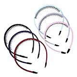 Frcolor 6pcs Teeth Hair Hairband Headband with Teeth - Best Reviews Guide
