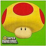 BirthdayExpress Super Mario Bros Party Supplies - Lunch Napkins (20)