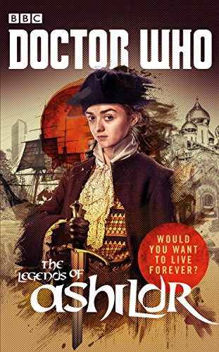 book cover of The Legends of Ashildr
