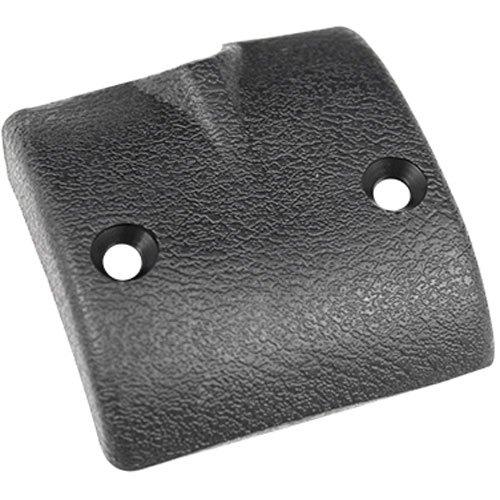- Trim Parts 5224 1967 Corvette Rear View Mirror Bracket Cover, Black