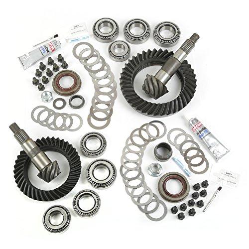 Alloy USA 360003 4.88 Ratio Ring and Pinion Kit for Dana 30/Dana 44 Axles