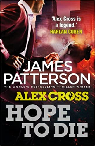 Image result for hope to die james patterson