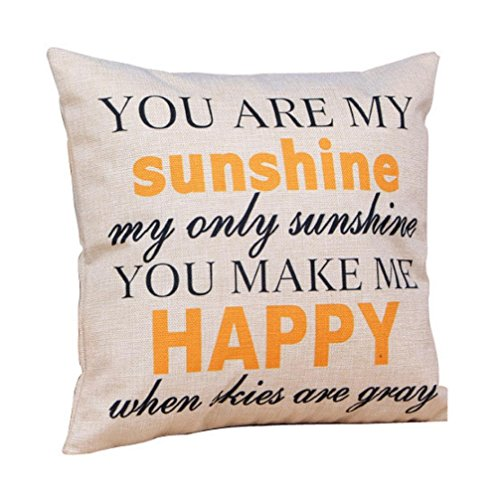 pillowbeautyvan-you-are-my-sunshine-cotton-linen-leaning-cushion-throw-pillow-covers-pillowslip-case