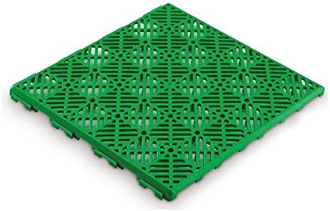 Antihumedades Piastrella Ventilata Per Pavimenti Di Piscina Docce Da Giardino Bagni Spogliatoi Terrazze 30 X 30 Cm Amazon It Giardino E Giardinaggio