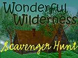 Wonderful Wilderness Scavenger Hunt