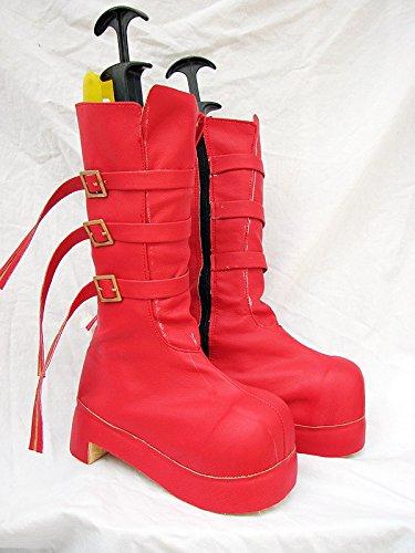 Anime Shoes Piece One Perona Cosplay Made Boots Custom Piece One TtqqYO