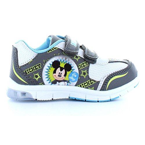 Chaussures de sport pour Garçon DISNEY S16200G 052 GREY