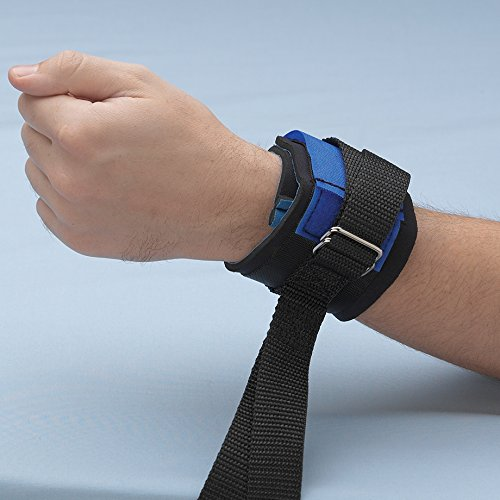 BISS Wrist Quick-Release Attachment Straps Inventory Management Services Posey 2790Q Twice-As-Tough Cuffs