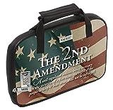 Vaultz Locking Soft-Sided Handgun Case, 13.75 x