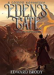 Eden's Gate: The Scourge: A LitRPG Adventure (English Edit