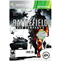 Battlefield Bad Company 2 - Platinum Hits -Xbox 360 by Electronic Arts