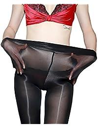 8D Women's Shaping Socks Oil Socks Shiny Silk Stockings Pantyhose Dance Tights