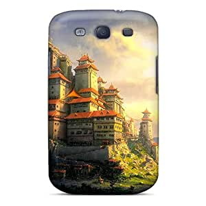 New Fashion Premium Tpu Case Cover For Galaxy S3 - New Dynasty