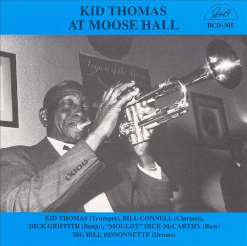Kid Thomas at Moose Hall by Ghb Records (Image #1)