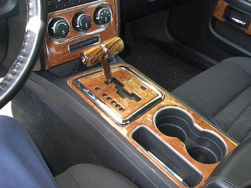 Dodge challenger interior burl wood dash trim kit set 2008 - 2008 dodge charger interior trim ...