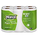 MRC6181PK - Marcal Manufacturing, Llc Sma1l Steps 100% Recycled Roll Towels