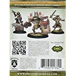 Privateer Press - Warmachine - Mercenary: Fiona The Black Privateer Model Kit 7