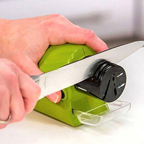 joygood Multifunktional Elektrische Messerschärfer groß Küche Messerschärfer