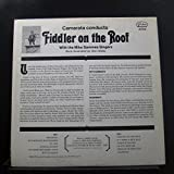 Tutti Camarata, Mike Sammes Singers - Camarata Conducts Fiddler On The Roof - Lp Vinyl Record